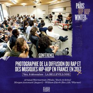 FESTIVAL PARIS HIP HOP WINTER  2017 :