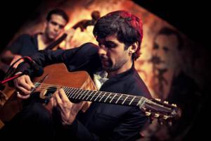 """Romain VUILLEMIN Quartet - """"Hommage à Django Reinhardt"""""""