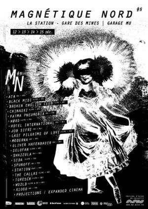 Sida • Broken English Club • Toresch • Black Midi • Moderna • Wr2old • Shazzula