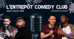 L'Entrepôt Comedy Club