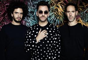 """Omer KLEIN Trio """"Radio Mediteran"""""""