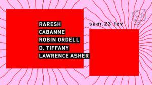 Concrete: Raresh, Cabanne, Robin Ordell, D. Tiffany
