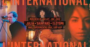 Julia • Saintard • Elotomi