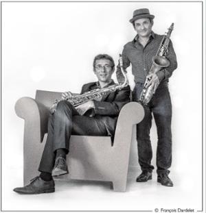 """Michael CHERET & Ivan BALDET Quintet """"Hommage à Al COHN & Zoot SIMS"""""""