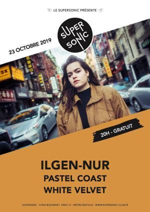 Ilgen-Nur en concert au Supersonic (Free entry)