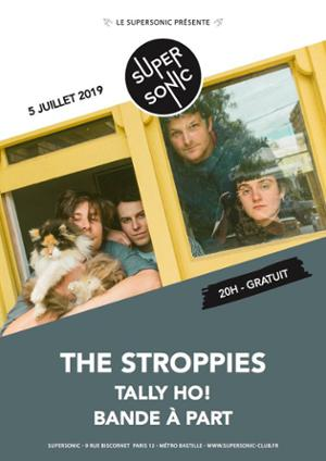 The Stroppies • Tally Ho ! • Bande à part / Supersonic (Free)