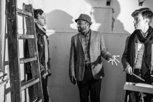 Guilhem Flouzat Trio Feat Sullivan Fortner & Desmond White « A Thing Called Joe »