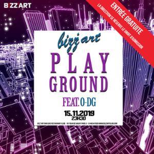 Biizz'Art Playground ft. O-DG