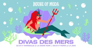 HOUSE of MODA - Divas des mers