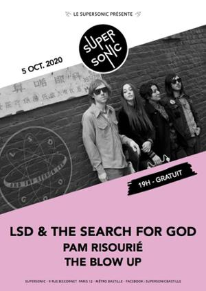 LSD & The Search For God • Pam Risourié • The Blow Up