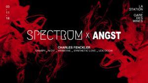 SPECTRUM x ANGST