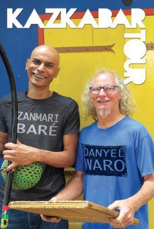 Danyèl Waro présente son nouvel album sur la scène du Cabaret Sauvage
