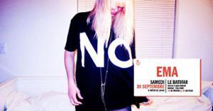 Concert: EMA + Dubais @Batofar