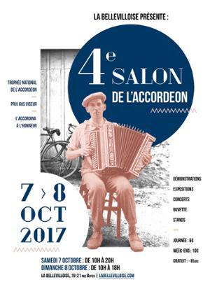 4e SALON DE L'ACCORDEON