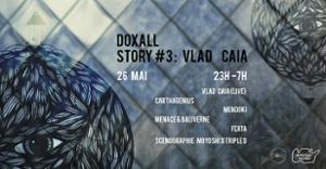 Doxall Story - Chapitre 3 : Vlad Caia (live)