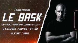 Le Bask & D-Frek, Lévrier DTekT