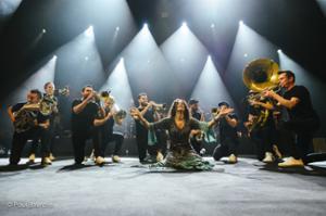 Haïdouti Orkestar + Les Frères Dubz en 1ère partie