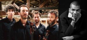 Barbarie - Concert pour un pianiste, un quatuor à cordes et des machines