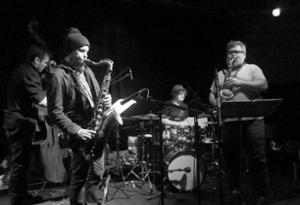 "BLACK / SPEED / NORIEGA / DUNN ""Endangered Blood"""