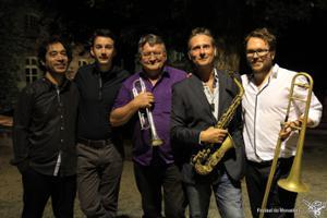 Gaël HORELLOU « Power Organ » Quintet