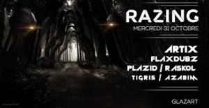 RAZING #13 w/ ARTIX / FLAXDUBZ / PLAZID / RASKOL