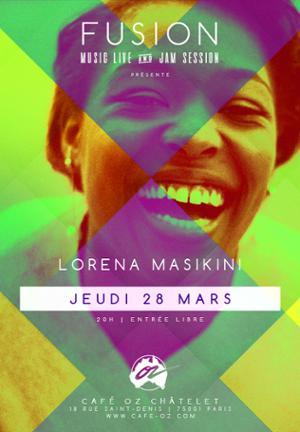 Fusion // Lorena Masikini