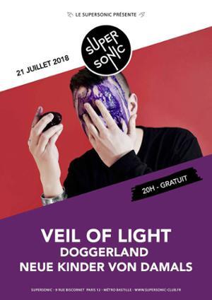 Veil Of Light • Doggerland • Neue Kinder Von Damals / Supersonic