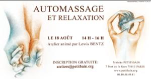 Back to the Roots auto massage et respiration