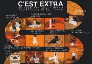 C'EST EXTRA - Le Batiment - Sabine Happart