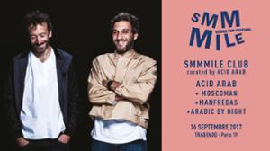 Acid Arab / Moscoman / Manfredas / Arabic By Night
