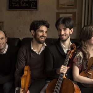 Quatuor Noga / Schubert, Ligeti, Beethoven