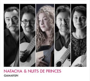 Natacha & Nuits De Princes en concert à Tarascon