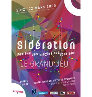Sidération : le festival des imaginaires spatiaux de l'Observatoire de l'Espace du CNES