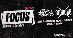 FOCUS #1 - ROUND 1 / 193 Records x Amnexia
