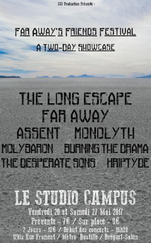 Far Away's Friends Festival