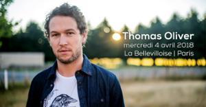 CAFE-CONCERT : THOMAS OLIVIER