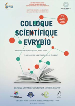 Colloque Evry Bio/Info
