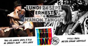 THIS IS MONDAY -  ERNEST X MANON TANGUY