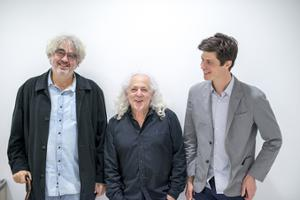 EAT THE PLASTIC ! + DAVID TORN, TIM BERNE & CHES SMITH Sun of Goldfinger