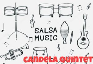 CAFE-CONCERT : CANDELA QUINTET