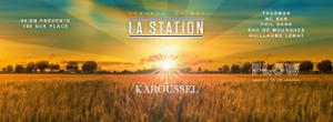 LA STATION x KAROUSSEL