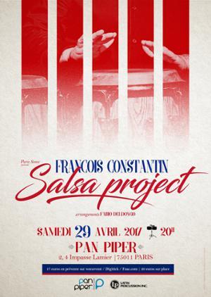 FRANCOIS CONSTANTIN SALSA PROJECT