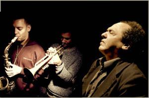 Neil SAIDI & Noé CODJIA invitent Alain JEAN-MARIE Trio