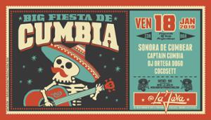 Big Fiesta De Cumbia