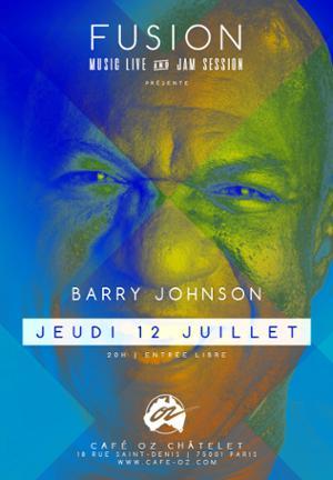 Fusion // Barry Johnson