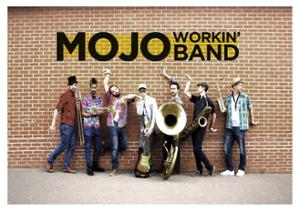 Le Mojo Workin' Band - 1ère sortie parisienne