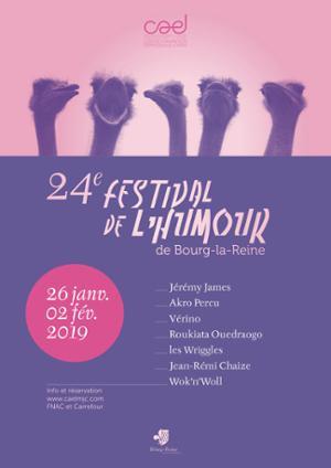 24ème Festival de l'Humour du CAEL