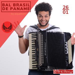 BAL BRASIL DE PANAME w/ FABIANO SANTANA