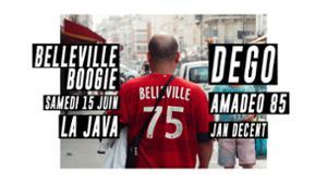 Belleville Boogie w Dego, Amadeo 85, Jan Decent