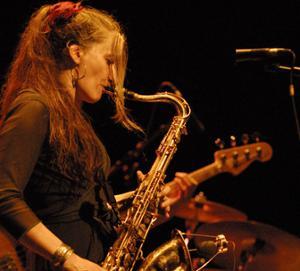 Claire MICHAEL Quartet
